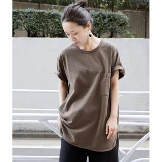 Plage - 美品⭐️Plage  CALUX ポケット Tシャツ/プラージュ キャラクス