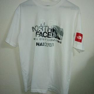 ザノースフェイス(THE NORTH FACE)のNORTH FACE(ノースフェイス)白馬限定シャウト(Tシャツ/カットソー(半袖/袖なし))