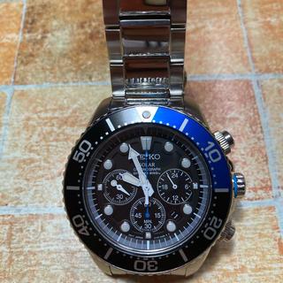 SEIKO - セイコー SEIKO 腕時計 ダイバーソーラー V175-0AD0美品