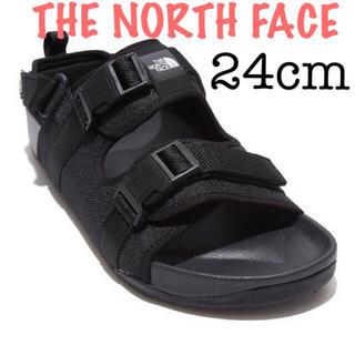THE NORTH FACE - 新品未使用品!ノースフェイス サンダル サイズ24センチ