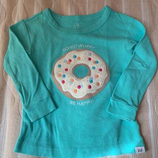 ベビーギャップ(babyGAP)のbaby gap ロンT 12-18months(Tシャツ)