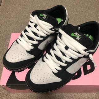 NIKE - Nike SB DUNK LOW Panda Pigeon 26cm US8