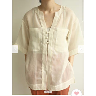 TODAYFUL - TODAYFUL / トゥデイフル Organdy China Shirts