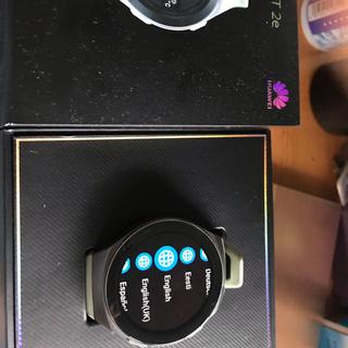 huawei watch gt2e(腕時計(デジタル))