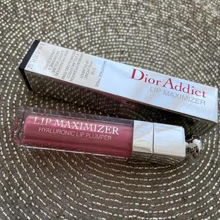 ディオール(Dior)のディオール アディクトリップマキシマイザー 018 ピンクサクラ(リップグロス)