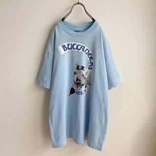 エディットフォールル(EDIT.FOR LULU)のUSA製 ヴィンテージ  古着 80's ヘインズ ビーフィー Tシャツ(Tシャツ/カットソー(半袖/袖なし))
