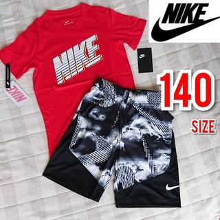 NIKE - ナイキ NIKE キッズ Tシャツ ハーフパンツ 上下セット セットアップ 新品