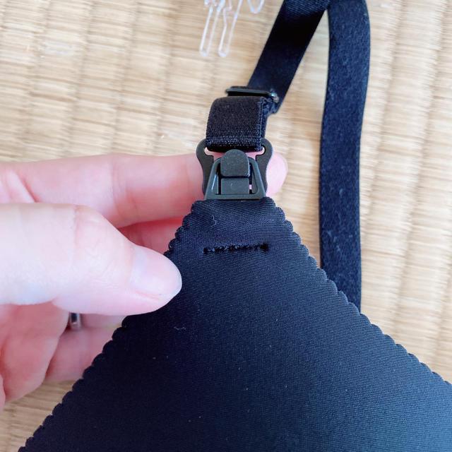 授乳ブラ マタニティブラ キッズ/ベビー/マタニティのマタニティ(マタニティ下着)の商品写真