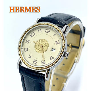 エルメス(Hermes)の良品 HERMES エルメス セリエ レディース腕時計 クォーツ(腕時計)