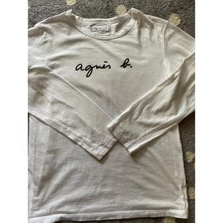 ドゥーズィエムクラス(DEUXIEME CLASSE)のお値下げしました!アニエスベー ロングTシャツ(Tシャツ(長袖/七分))
