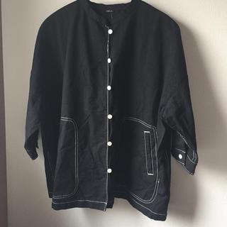 パーリッシィ(PAR ICI)のpar ICI  七分袖シャツ(シャツ/ブラウス(長袖/七分))
