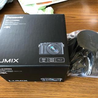 Panasonic - Panasonic LUMIX LX100 M2 新品同様 おまけ付き
