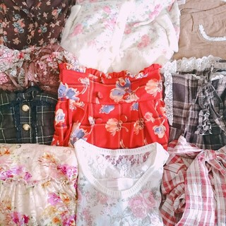 LIZ LISA - LIZ LISA 中心 お洋服まとめ売り