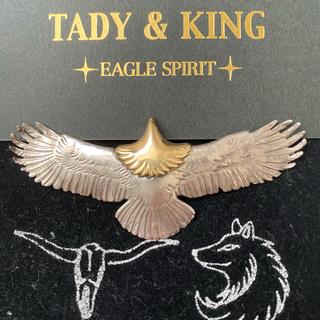 goro's - [希少]TADY&KING 頭金 廃盤中イーグル 旧型 タディ&キング