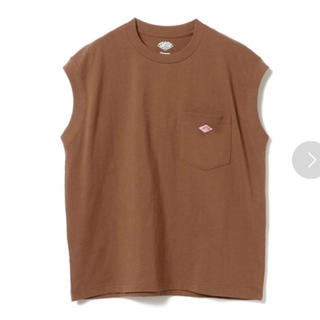 DANTON - Danton ノースリーブ Tシャツ