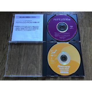 ニッサン(日産)の日産ナビ DVD-ROM バードビュー B5920 EG11A(カーナビ/カーテレビ)
