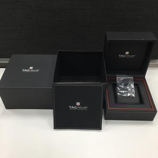 タグホイヤー(TAG Heuer)のTAG Heuer 時計ケースとコマ1つ(腕時計(アナログ))