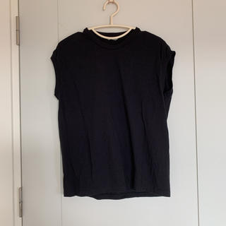 Demi-Luxe BEAMS - AURALEE シームレス クルーネック ノースリーブTシャツ