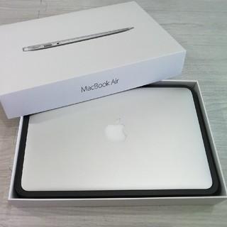 マック(Mac (Apple))の【中古品】MacBook Air 11インチ(ノートPC)