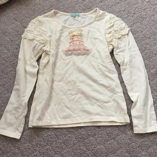 トッカ(TOCCA)のtocca カットソー 110〜120 未使用(Tシャツ/カットソー)