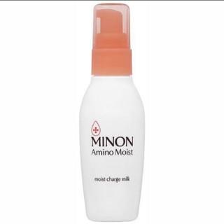 ミノン(MINON)のミノン アミノモイスト モイストチャージ ミルク 100g(乳液/ミルク)