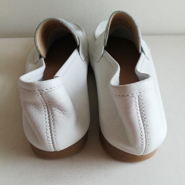 あしながおじさん(アシナガオジサン)の未使用!!あしながおじさん 本革ローファー 22.5cm レディースの靴/シューズ(ローファー/革靴)の商品写真