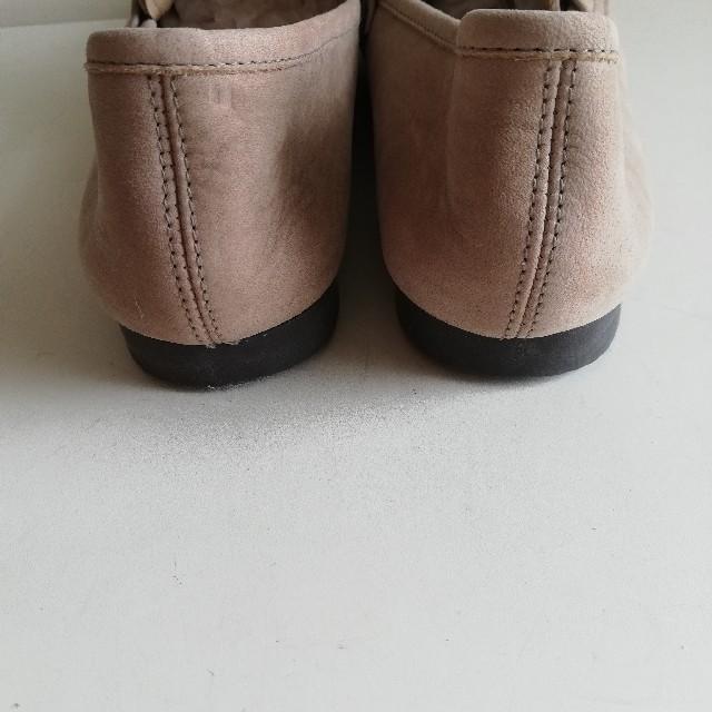 あしながおじさん(アシナガオジサン)の未使用!!あしながおじさん 本革ローファー 23cm レディースの靴/シューズ(ローファー/革靴)の商品写真