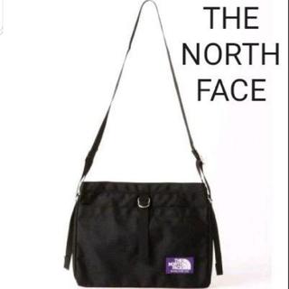 THE NORTH FACE - 新品【ザノースフェイスパープルレーベル】TNFPスモールショルダーバッグ