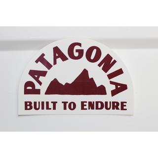 パタゴニア(patagonia)のパタゴニア ステッカー 半月ロゴ(その他)