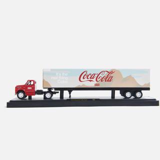 kith coca cola M2 HAULER トラック コカコーラ kith(置物)