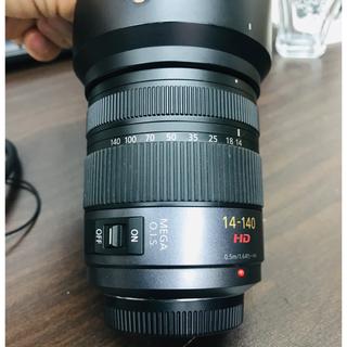 Panasonic - Panasonic パナソニック LUMIX G VARIO 14-140mm