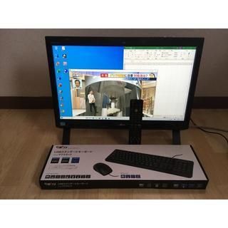 フジツウ(富士通)のFH56/MD★i7-3632★3波TV★21.5型★8G★2T★Office(デスクトップ型PC)