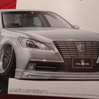 AOSHIMA - アオシマ No.14 トヨタ ブレーン X10 AWs210