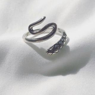 ユナイテッドアローズ(UNITED ARROWS)の高品質シルバーリングS925(リング(指輪))