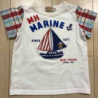 mikihouse - ミキハウス Tシャツ サイズ80