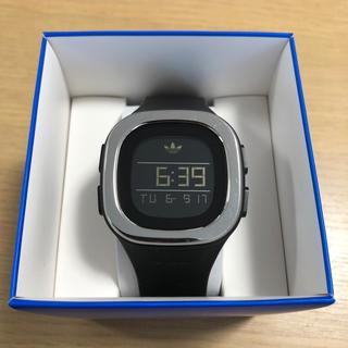 アディダス(adidas)のadidas DENVER デジタル  ADH3033 ユニセックス腕時計(腕時計(デジタル))