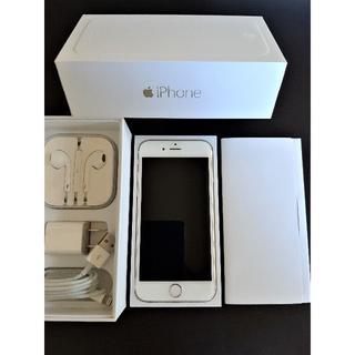 アイフォーン(iPhone)の【訳あり激安】iPhone 6 \ SIMフリー / 16GB【付属品完備】(スマートフォン本体)