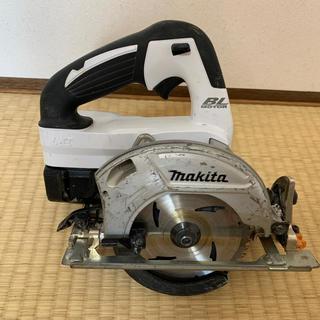 マキタ(Makita)のマキタ丸のこ14.4v バッテリー付(工具/メンテナンス)