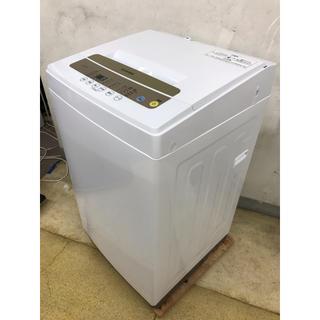 アイリスオーヤマ(アイリスオーヤマ)のIRIS OHYAMA 5.0kg全自動洗濯機 IAW-T502EN 2019(洗濯機)