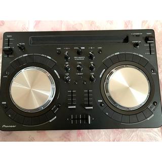 パイオニア(Pioneer)のいよかわ様専用出品 Pioneer DJコントローラーDDJ-WEGO3-K 黒(DJコントローラー)