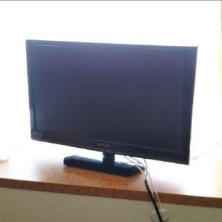シャープ(SHARP)のテレビ(引取専用/名古屋市南区)(テレビ)