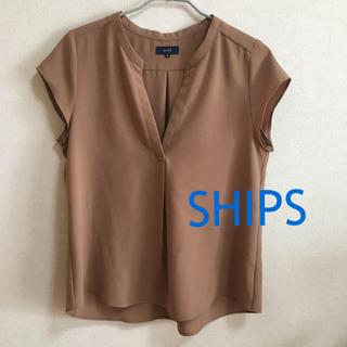 SHIPS - シップス ブラウス