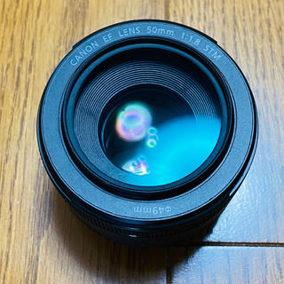 Canon - 【美品】 Canon EF50mm F1.8 STM