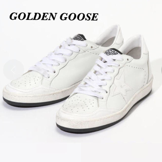 GOLDEN GOOSE - 美品⭐️GOLDEN GOOSE BALLSTAR ローカット スニーカー