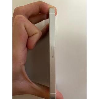 アイフォーン(iPhone)のiPhone SE Silver 32GB(スマートフォン本体)
