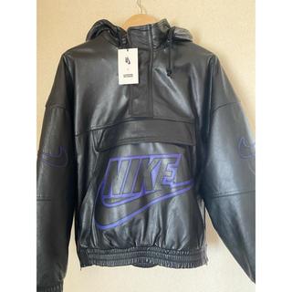 シュプリーム(Supreme)のSupreme Nike Leather Anorak(マウンテンパーカー)