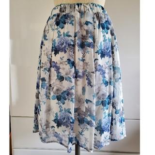 ブージュルード(Bou Jeloud)のスカート ブージュルード(Bou Jeloud)(ひざ丈スカート)