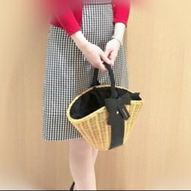 TOCCA(トッカ)のtocca♡かごバッグ レディースのバッグ(かごバッグ/ストローバッグ)の商品写真