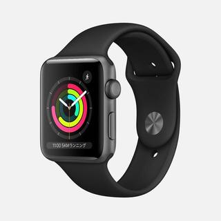 Apple Watch - Apple Watch Series 3 GPSモデル 38mm