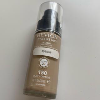 REVLON - レブロン カラーステイ メイクアップ D 150 バフ(30ml)